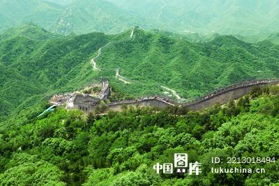 微信长城风景图片