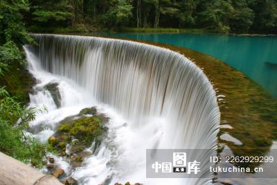 贵州荔波小七孔风景区