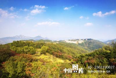 济南七星台风景区