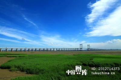 泉州东海湾跨海大桥