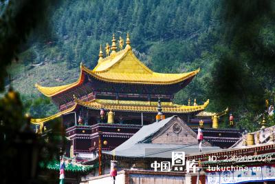 青海西宁塔尔寺